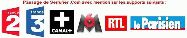 Presse Télévision Radio - Serrurier